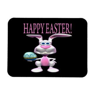 Happy Easter Rectangular Photo Magnet