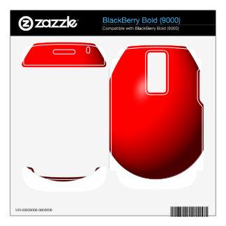 Happy Easter - Red Egg BlackBerry Skins