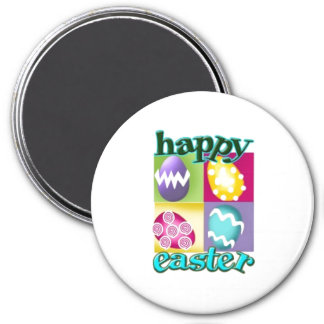 Happy Easter Refrigerator Magnets
