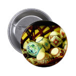 Happy Easter Series II Buttons