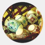 Happy Easter Series II Sticker