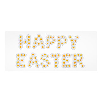 Happy Easter Sign Custom Announcement