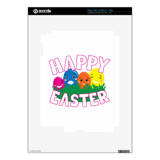 Happy Easter Skins For iPad 2