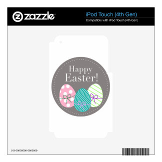 Happy Easter Skins For iPod Touch 4G