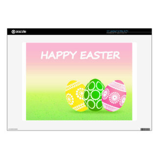HAPPY EASTER SKINS FOR LAPTOPS