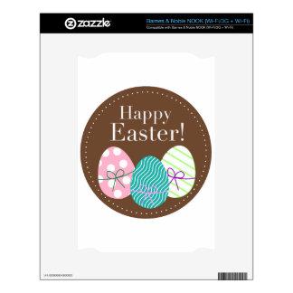 Happy Easter Skins For NOOK