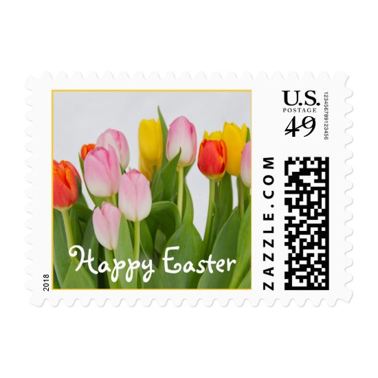 Happy Easter Small Postage