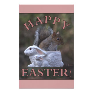 Happy Easter Stationery