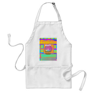 Happy Easter. Stay Blessed as Always Adult Apron