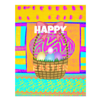 Happy Easter. Stay Blessed as Always Letterhead