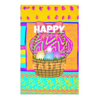 Happy Easter. Stay Blessed as Always Stationery