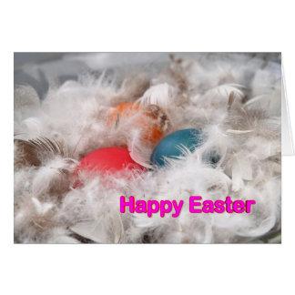 Happy Easter Tarjeta De Felicitación