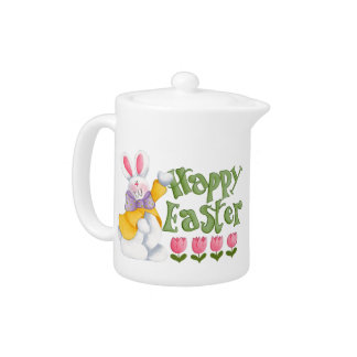 Happy Easter Teapot