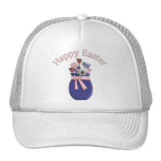 Happy Easter Tees and Gifts for Mom Mesh Hats