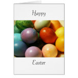 Happy Easter - The bunny died Greeting Card
