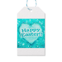 Happy Easter Theme Graphic Gift Tags