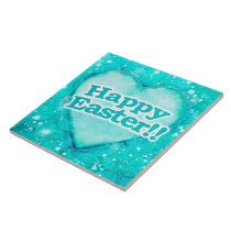 Happy Easter Theme Tile