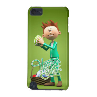 Happy Easter Toon iPod Touch (5th Generation) Cases