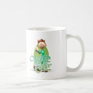 Happy Easter Toon Coffee Mug