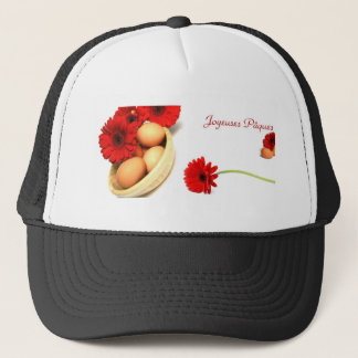 Happy Easter Trucker Hat
