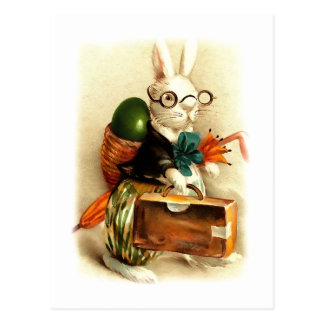 Happy Easter. Vintage Design Easter Postcards