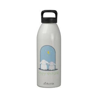 Happy Easter Reusable Water Bottles