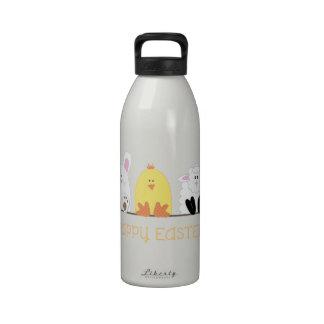 happy Easter Drinking Bottle