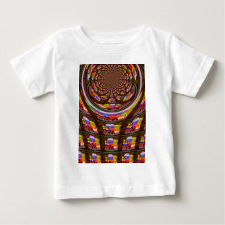 Happy Easter wishes Greetings Seamless graphics ar Baby T-Shirt