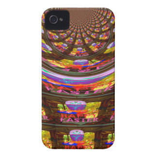 Happy Easter wishes Greetings Seamless graphics ar iPhone 4 Cover