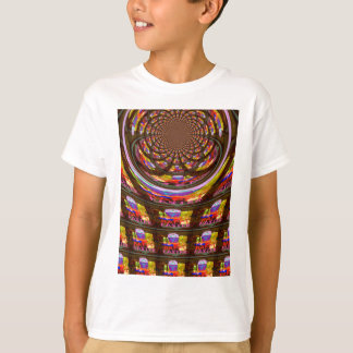 Happy Easter wishes Greetings Seamless graphics ar T-Shirt