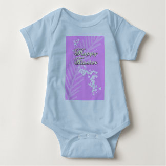Happy Easter with Easter Butterflies T Shirt