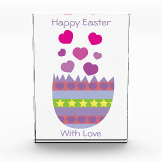 Happy Easter with Love Easter Egg Award