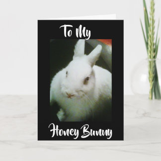 HAPPY **EASTER** YOU MEAN **THE WORLD** TO ME HOLIDAY CARD
