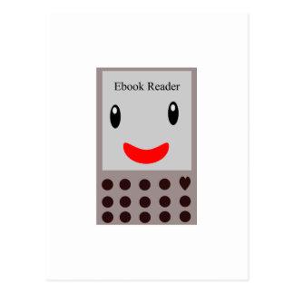 Happy Ebook Reader 1 Postcards