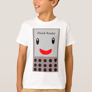 Happy Ebook Reader 1 T-Shirt