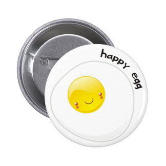 Happy Egg Buttom Button