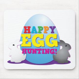 Happy EGG hunting! Mouse Pad