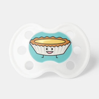 Happy Egg Tart Pacifier