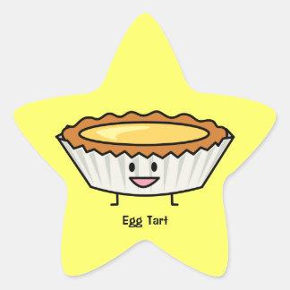 Happy Egg Tart Stickers