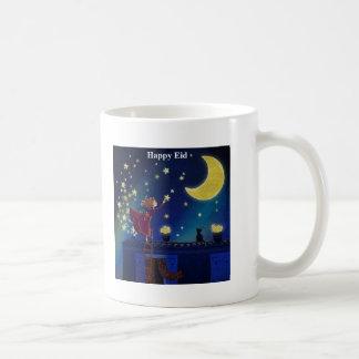 happy eid coffee mug