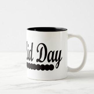 Happy Eid Day Mug's Two-Tone Coffee Mug
