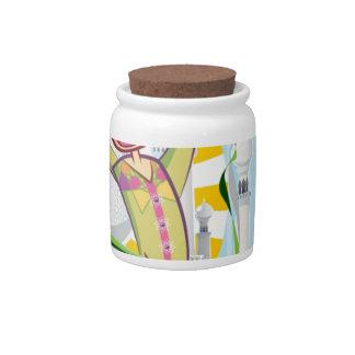 Happy Eid Mubarak Candy Jars