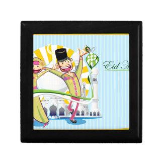 Happy Eid Mubarak Keepsake Box
