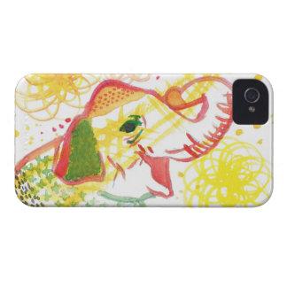 happy elephant iPhone 4 covers