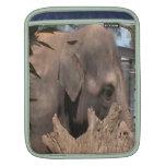 Happy Elephant iPad Sleeve