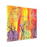 Happy Elephant Parade Canvas Prints