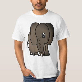 Happy Elephant T-Shirt