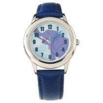 Happy Elephant Wrist Watch