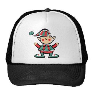 Happy Elf Trucker Hat