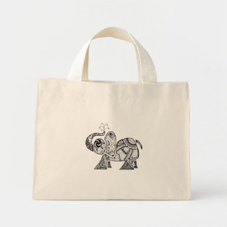 Happy Ellie Mini Tote Bag